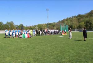 Alba: Germania-Italia 4-2 nella partita tra le Nazionali Sordi di calcio