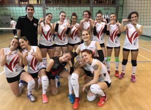 Pallavolo Serie D/F, la Libellula Volley vince a Torino