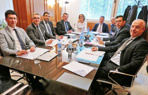 È Luca Crosetto il nuovo presidente del Patto per lo sviluppo