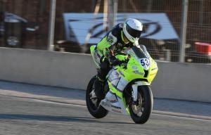Francesco Curinga quinto a Castrezzato