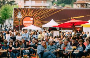 Oltre 40 mila persone a Dogliani per il Festival della Tv e dei Nuovi Media
