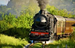 Da Torino a Saluzzo con il treno a vapore