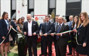 Il viceministro Olivero all'inaugurazione di 'Cibus' a Parma