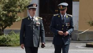 Il Comandante regionale delle Fiamme Gialle in visita a Cuneo
