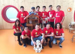 Nuovo successo dell'Itis 'Delpozzo' alla NAO Challenge