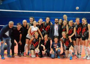 Pallavolo D/F: si chiude senza sconfitte il campionato della Libellula Volley