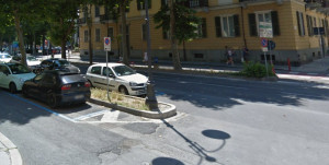 Cuneo: corso Garibaldi chiuso per lavori dal 14 al 26 maggio