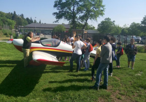Cuneo: buon riscontro di pubblico per 'In Volo' alla Casa del Fiume