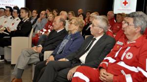 La Croce Rossa di Cuneo ha premiato 83 volontari con oltre 30 anni di servizio