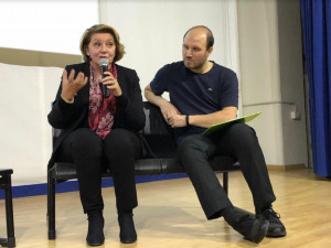 Il Premio Bottari Lattes Grinzane ha incontrato gli studenti di Scampia
