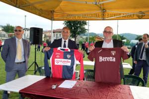 Il Boves Mdg è entrato nel progetto 'Torino Fc Academy'