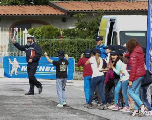 La Michelin insegna la sicurezza stradale agli studenti cuneesi
