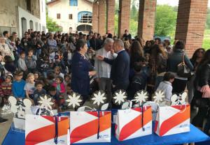 Cascina Nibal palcoscenico d'onore per 'Un Mosaico di Classe' di Autismo Help Cuneo