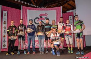 Chiara Musso e Pietro Castellino vincenti nella cicloscalata di Prato Nevoso