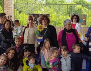 Primo premio per la scuola 'Ghigliano' nel concorso 'Un mosaico di classe'