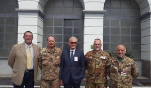 L'educazione finanziaria al centro del summit fra Ghisolfi, Rizzo e i vertici militari a Fossano