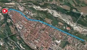 Cuneo vuole diventare 'Città della Corsa e del Cammino'
