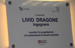 Mondovì, intitolata a Livio Dragone la nuova sala riunioni dell'ospedale