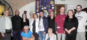 'Cena al buio' per i soci del Lions Club Carrù-Dogliani