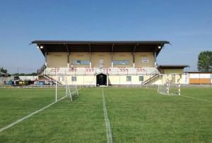 Narzole: proseguono i lavori per la messa in sicurezza del campo sportivo