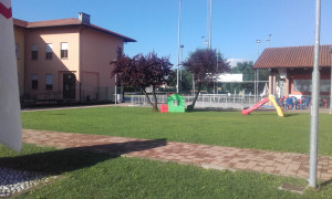 Un nuovo parco giochi per San Chiaffredo