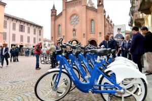 Alba: bike sharing Bus2Bike, istruzioni per l'uso
