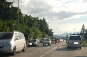 Incidente tra Cuneo e Confreria