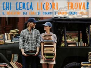 'Chi cerca li(b)ri..trova!' a Cuneo il 9 e 10 giugno