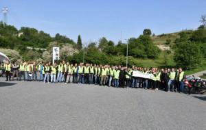 Settimo motoraduno per i Carabinieri di Alba