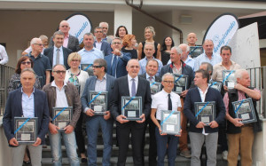 Confartigianato Zona di Saluzzo ha premiato la Fedeltà Associativa
