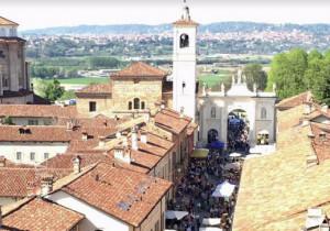 Cherasco conferma la sua vocazione turistica: nel 2017 oltre 25mila visitatori