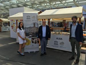 Alba al City of Gastronomy Festival di Parma