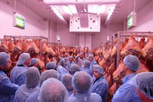 Il Prosciutto Crudo di Cuneo Dop presentato alle autorità e agli operatori di mercato