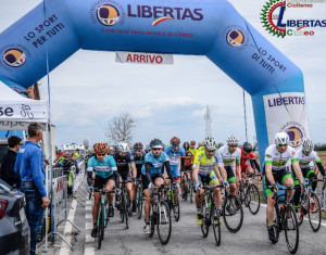 Nel weekend a Passatore i campionati nazionali ciclismo Libertas