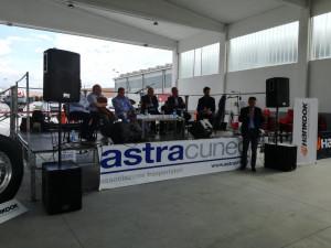 Inaugurata la nuova Area Astra Servizi (FOTO)