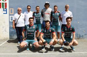 Pallapugno, il punto sulla Serie A: Cuneo ancora imbattuta