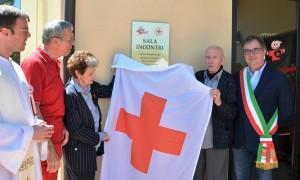 Croce Rossa di Busca: commemorati i soci fondatori scomparsi