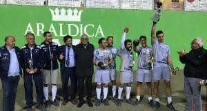 Pallapugno: trionfo della Canalese in Supercoppa