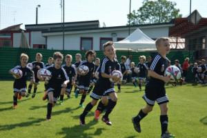 Dal 2 al 7 luglio torna l'Olmo Scuola Calcio Juventus Summer Training