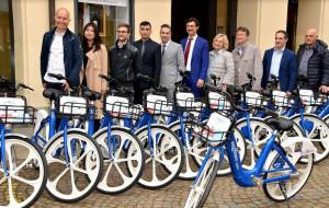 Alba: il bike sharing 'Bus2Bike' è a pagamento dal 13 giugno