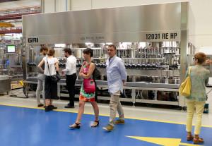 La Gai ha presentato la macchina imbottigliatrice più grande mai costruita