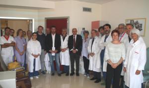 La 'Famija Monregaleisa' dona 16 televisori all'ospedale di Mondovì