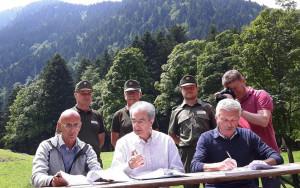 I guardiaparco di Marittime e Monviso parteciperanno alle ricerche di persone scomparse