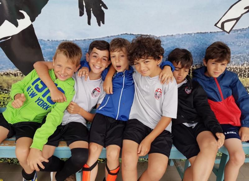 Calcio Per Bambini Bolzano : Buon successo per il secondo stage estivo del busca calcio