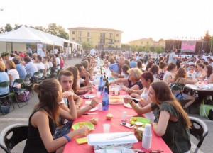 Cherasco: tra musica e buoni piatti arriva la Festa della Sibla