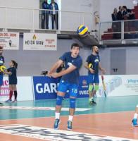 Pallavolo: Vbc Mondovì, torna il libero Marco Garelli