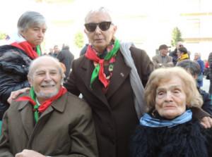Scomparso il partigiano Oreste Nano, il ricordo dell'Anpi provinciale