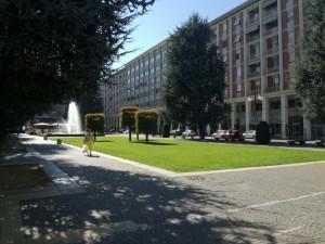 'Sui box interrati in piazza Europa porremo limitazioni alla speculazione immobiliare'