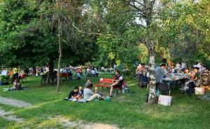 Cuneo: la Festa del Parco fa il pieno di sole e di partecipanti