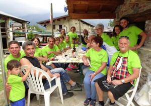 A Rosbella si è svolta la tradizionale festa di Santa Pazienza